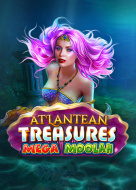 Слот Atlantean Treasures Mega Moolah