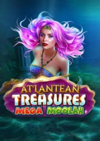 Играть в Atlantean Treasures Mega Moolah